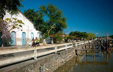 Bike - Meio de transporte oficial, no Centro Histórico ou na praia