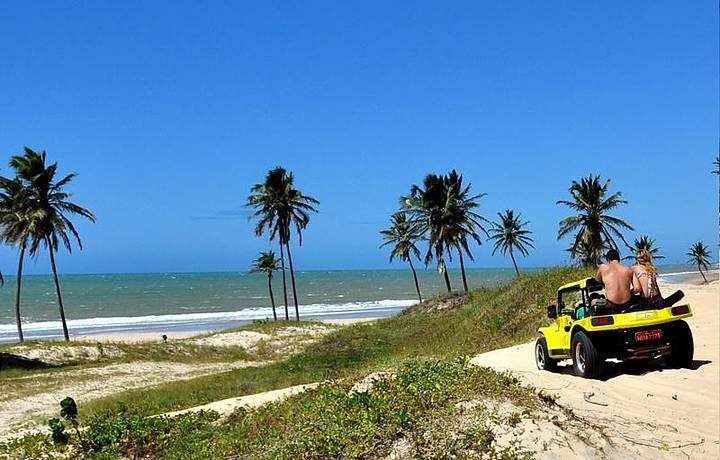 Em Cumbuco é verão o ano inteiro