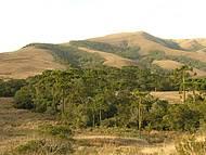 Natureza emoldura as diversas trilhas