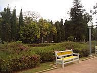 Descanso na natureza