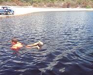 Lagoa da coca cola