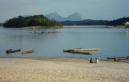 Praia Grande - Fim de tarde