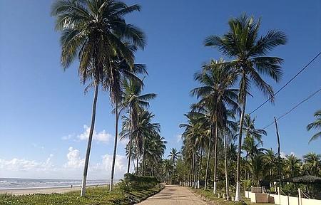 Praia do Farol - Pousada Farol da Ilha