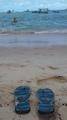 Praia e mar...