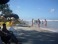 Vista da Praia dos Milionarios em Ilhéus
