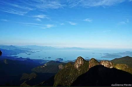Pedra da Macela - Mar e montanhas: beleza sem fim