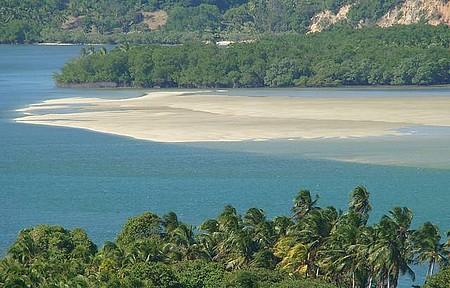 Vista do Mirante - Barra à Dentro