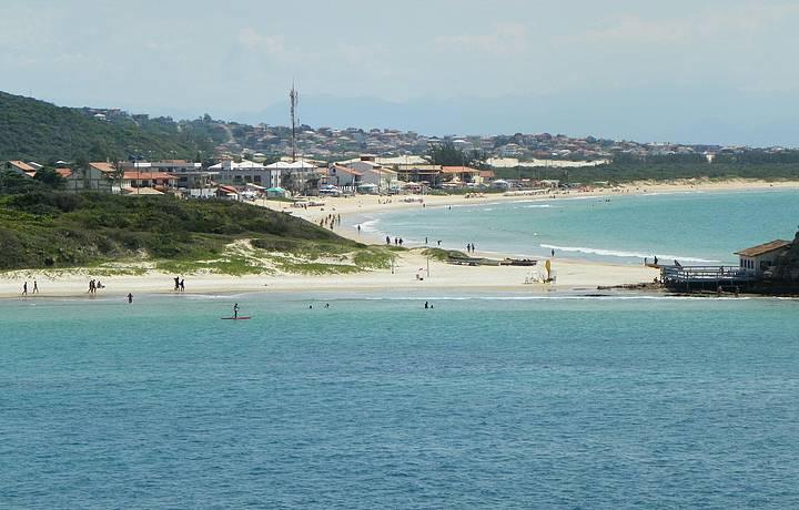 Praia do Per� e Conchas