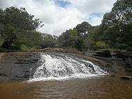 Cachoeira em Imbassaí