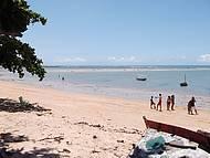 A Mais Linda Praia da Ilha de Itaparica