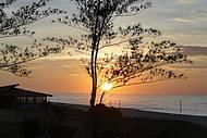 Lindo nascer do sol