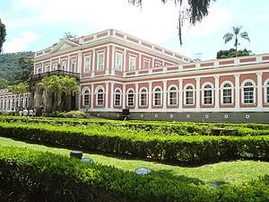 Museu Imperial: Prédio reúne beleza e muita história<br>