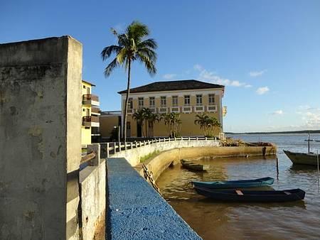 Casarão do Cais de Conceição da Barra - Casarão do Cais