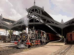 De Minas ao Rio de trem