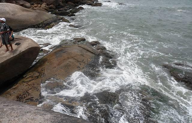 Pedra do jacaré