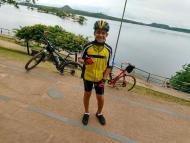Passeio ciclístico em Alter do Chão