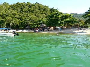 Praia Grande de Cajaíba