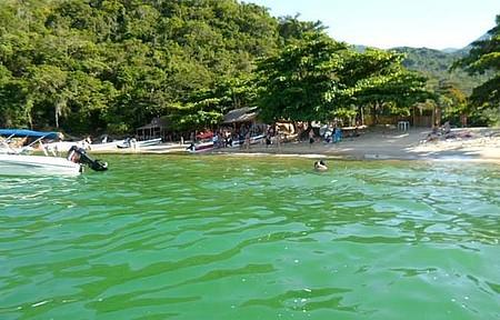 Praia Grande da Cajaiba RJ