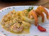 Pratos do Sabores de Itacaré reúnem o melhor da cozinha local