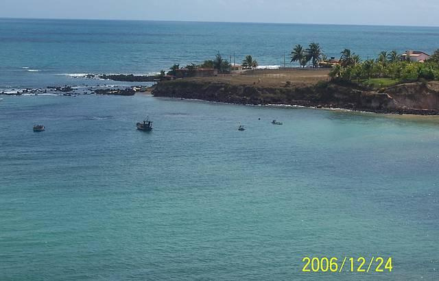 Fim de Tarde na Praia, dos Golfinhos