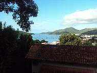 Vista a partir do hotel Morro do Sol