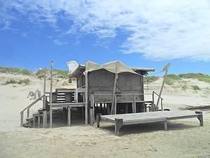 Praia de Imbé: Cenários rústicos e dunas imperam<br>