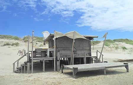 Praia de Imbé - Cenários rústicos e dunas imperam