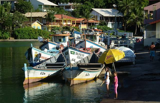 Barcas de Pescadores.