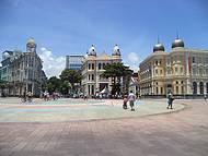 Conjunto Arquitetônico da Praça da República