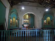 Interior da Igreja de São João Batista