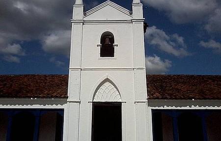 Museu da Cachaça - Frente da fazenda onde agora é o Museu da Cahaça