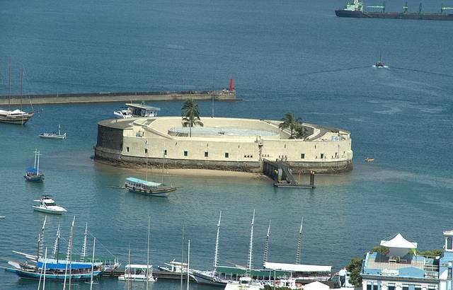 Fortaleza restaurada oferece visitas guiadas