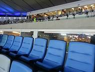 Assentos Confortáveis