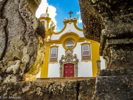 Matriz de Santo Antônio - A Segunda Mais Rica em Ouro do Brasil