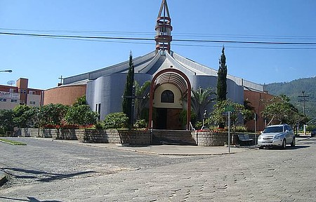 Igreja das Termas do Gravatal