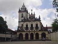 A igreja mais bonita da cidade