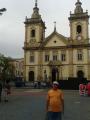 Primeira igreja de Aparecida