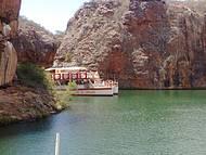 Passeio no Canion de Xingó