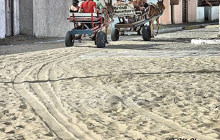Galinhos - Transporte...