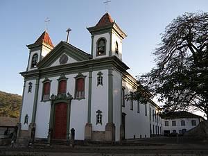 Matriz de Santo Antônio: No interior está uma das obras-primas de Mestre Athayde -