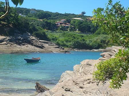 Praia da Ferradurinha: Perfeita!