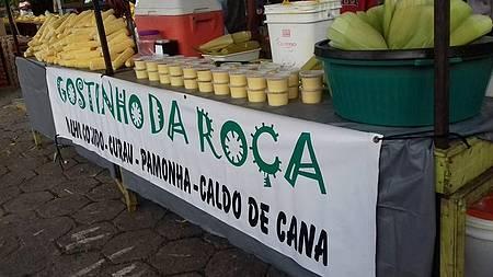 parque wenceslau bras / Parque Novo - Delicioso Milho Cozido, Pamonha, Curau e Caldo de Cana