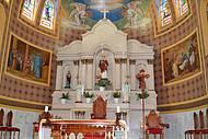 Altar da Igreja de São Lourenço