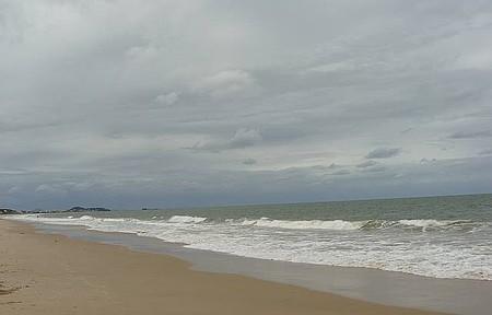 Piçarras - Linda Tarde na Praia