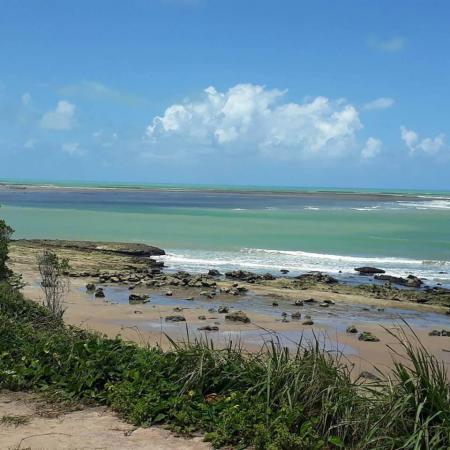 Praia de Japaratinga - A Praia mais linda!