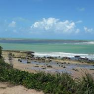 A Praia mais linda!