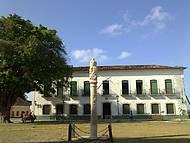 Pelourinho e Prefeitura