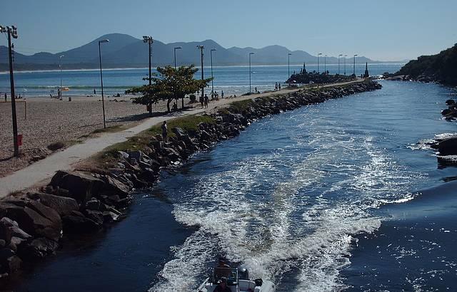 Canal da Barra da Lagoa