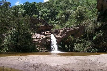 Cachoeira do Falcão - Piscina refrescante