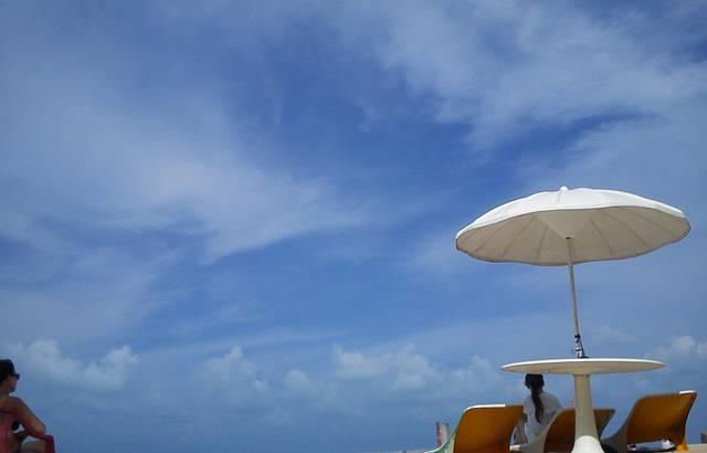 Céu lindo